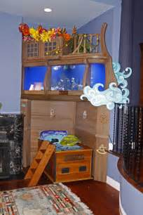 Aquarium Bedroom Set The Sea Chest Bed A Project For Animal Planet S Show