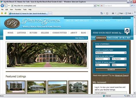 Myrtle Property Records Myrtle Real Estate Website Myrtle Property Search