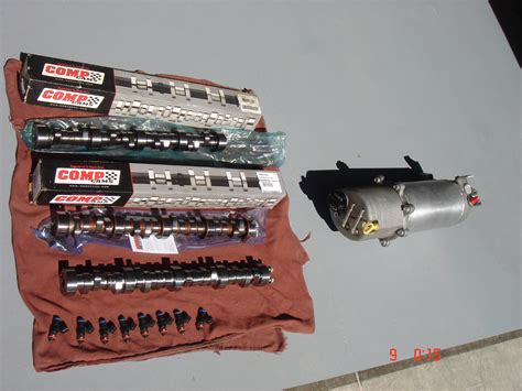 oil ls for sale ls2 ls3 ls7 parts cam injectors oil tank rocker arms