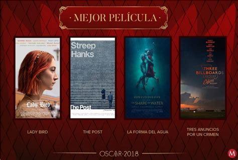 nominados a los premios oscar 2018 lista nominados a los premios oscar 2018 lista