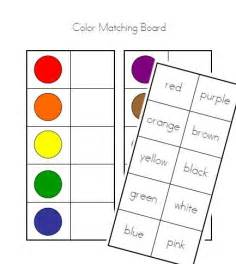 match the color items similar to color matching board colors and color