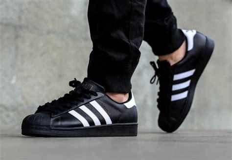 Adidas Superstar Black adidas superstar black white sneakernews