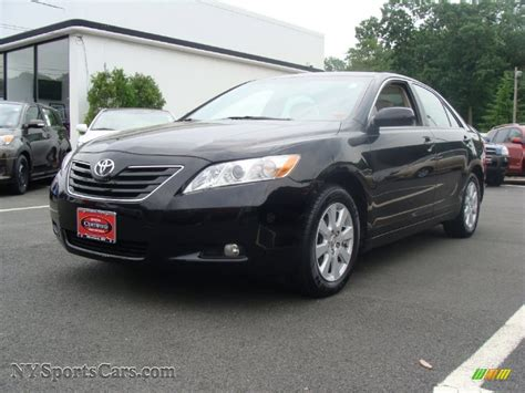 2007 Toyota Camry Xle For Sale 2007 Toyota Camry Xle V6 In Black 543917 Nysportscars