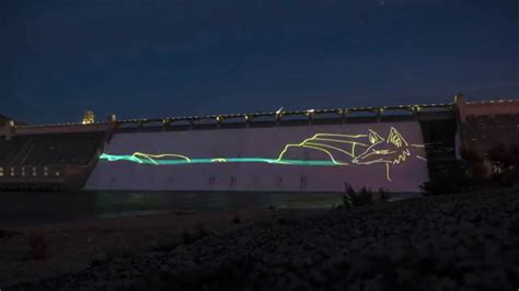 grand coulee dam laser light grand coulee dam laser light show youtube
