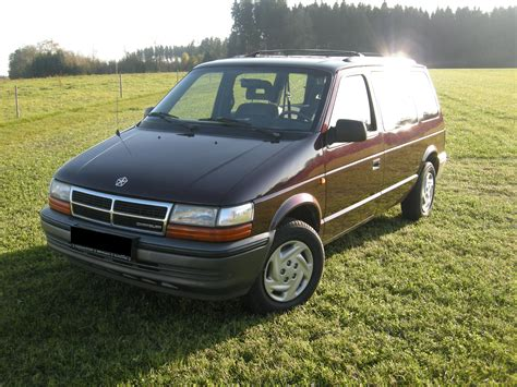 Chrysler Voyager Workshop And Owners Manual Free Download