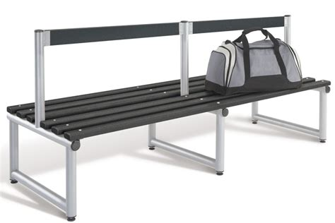 bench cl double sided bench with low rail cl 1000mm online