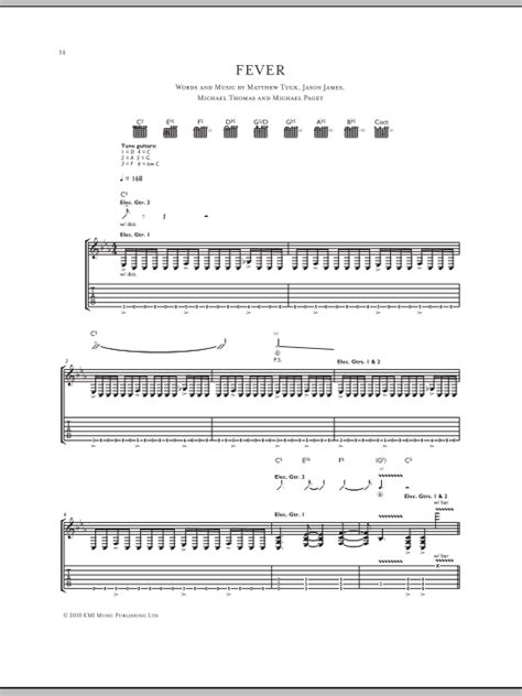 how to play bullet for my on guitar fever by bullet for my guitar tab guitar