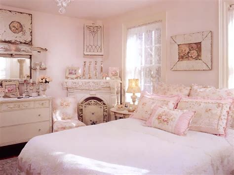 bedroom deco shabby chic bedroom ideas for a vintage romantic bedroom look