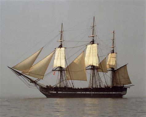 suit of sails uss constitution uss constitution quot ironsides quot oldest active duty