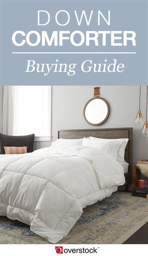 Your Complete Down Comforter Buying Guide Overstock Com