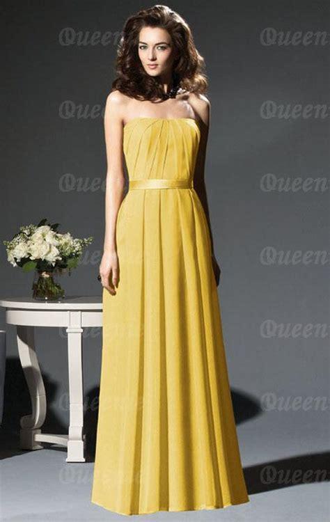 Yellow Bridesmaid Dress by Cheap Yellow Bridesmaid Dress Bnnad1187 Bridesmaid Uk