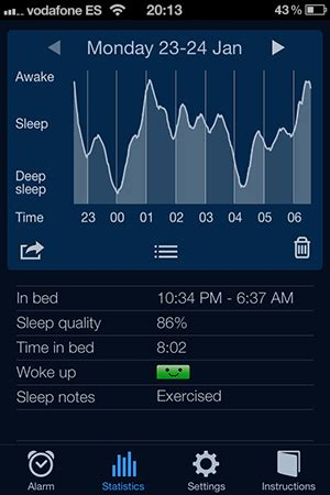 sleep pattern wake up world s first sleep tracker for apple watch with motion