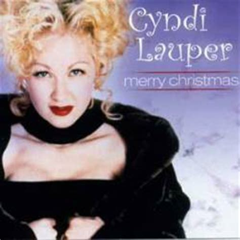 cyndi lauper feels like christmas album spirit of rock