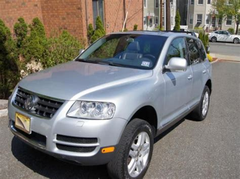 car upholstery nj find used volkswagen touareg leather interior in randolph