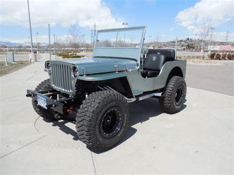 photo gallery jeep flattys flat fender builds