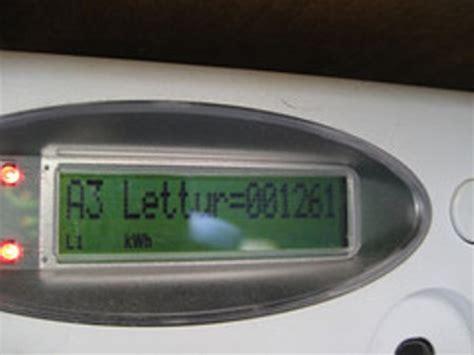 contatore gas in casa contatore enel luce rossa fissa ecco le cause e le soluzioni