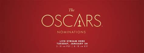 Oscar Nominees Speak Out On Their Nominations by The Week In News Roundup Oscar Nominations To Be