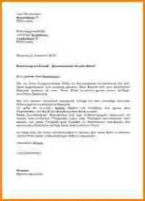 Anschreiben Muster Wohnung Bewerbungsschreiben Wohnung Muster Reimbursement Format