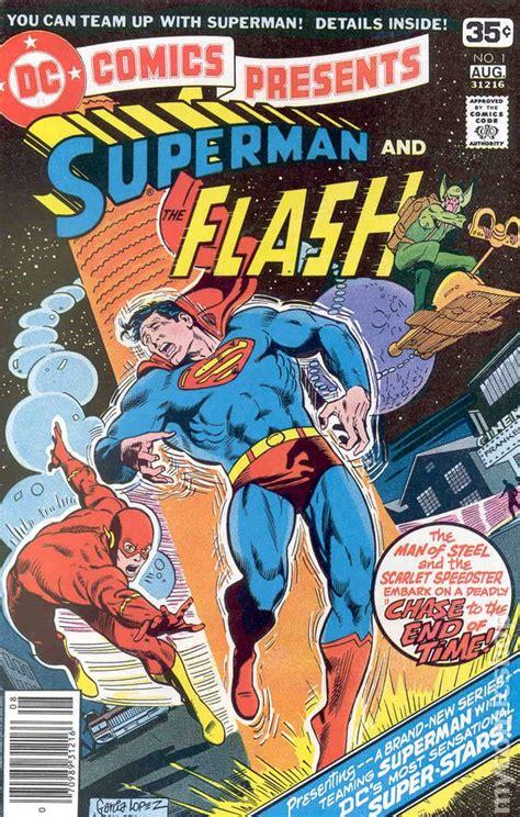 dc comics dc comics presents 1978 dc comic books