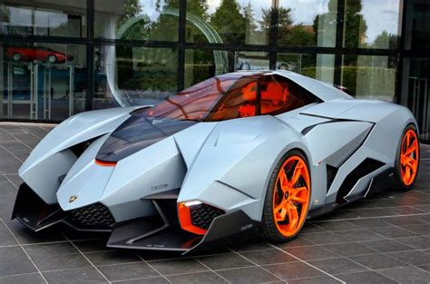 Italy Lamborghini by Lamborghini Egoista Concept Car Finds New Home In Italy