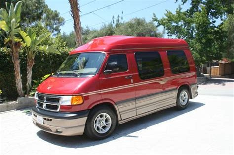 auto air conditioning repair 2003 dodge ram van 1500 instrument cluster purchase used 2003 dodge 1500 ram van in la crescenta california united states
