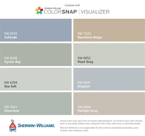 1000 ideas about sherwin williams oyster bay on sherwin william comfort gray and