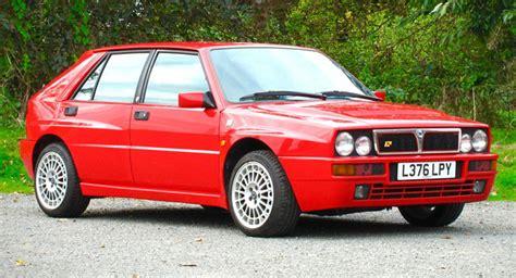 Lancia Delta Integrale Rally Lancia Delta Integrale Evo Ii Is The Classic Hatch We Want