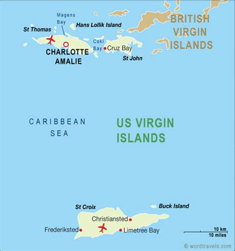 map of us islands us islands map us islands travel maps from