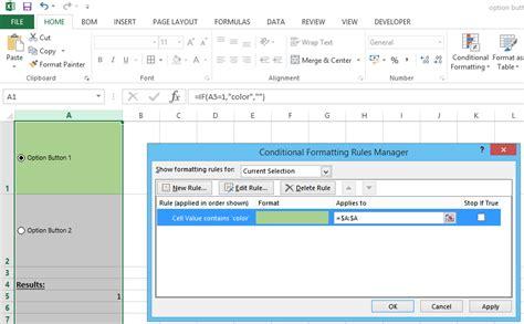 excel 2010 option button tutorial excel vba option button label excel vba userform button
