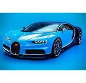 2017 Bugatti Chiron  HiConsumption