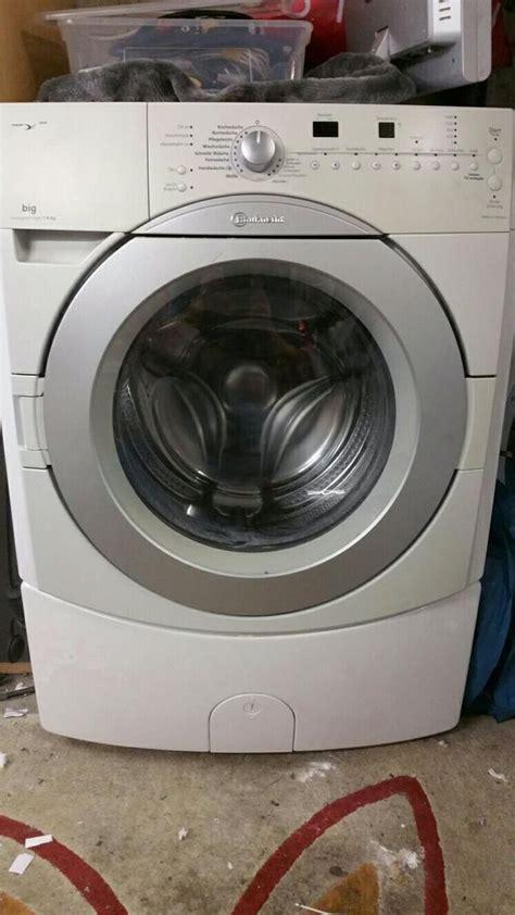 Waschmaschine Alt Gegen Neu 3968 by Bauknecht Waschmaschine Neu Und Gebraucht Kaufen Bei