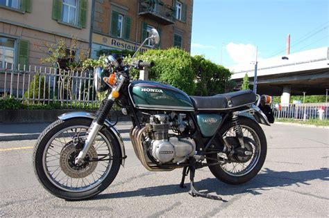 Oldtimer Motorräder Ch by Motorrad Oldtimer Kaufen Honda Cb 550f Bosshard Motos