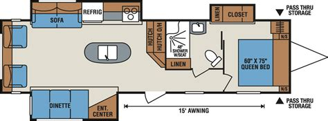 rv cer floor plans 2017 kz rv sportsmen travel trailer floorplans vr steve driver kz rv dealer travel