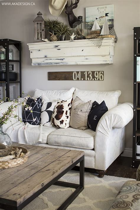 pretty rustic living room ideas styletic