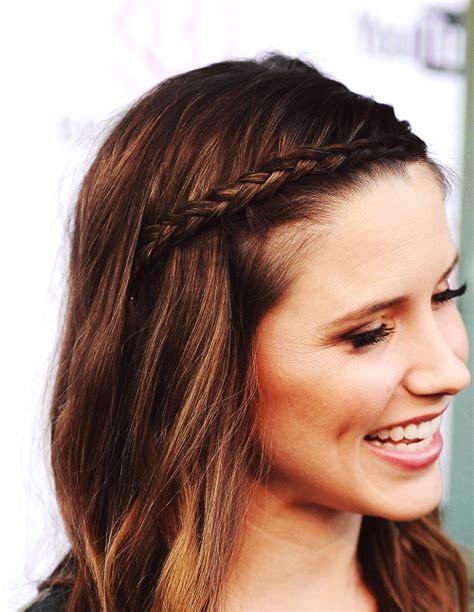 brooke davis haircuts sophia bush celebrities and style part i pinterest