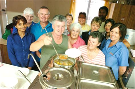 St Vincents Soup Kitchen by Vinnies Soups Up Services For The Poor Central Western Daily
