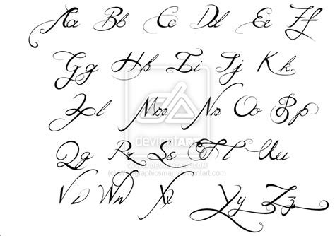 tattoo fonts a z free fonts house script and fonts