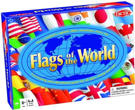 flags of the world game tactic tactic games uk family board and children s games from