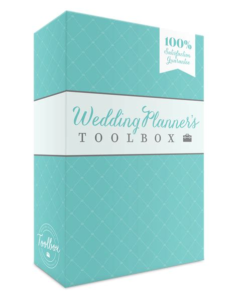 Wedding Planner Tools by The Wedding Planner S Toolbox