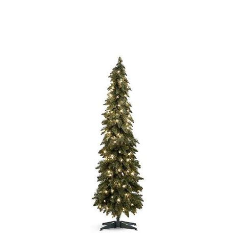 lighted pre lit country alpine christmas tree indoor