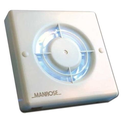 manrose extractor fans for bathrooms manrose 100mm bathroom extractor fan