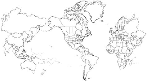world map america centered world map americas centered mercator projection