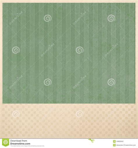 beige green green striped background on beige checkered pattern