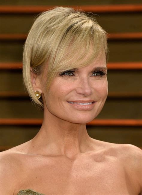 kristin chenoweth short hairstyle with hairstyles hair kristin chenoweth short haircut with side swept bangs for