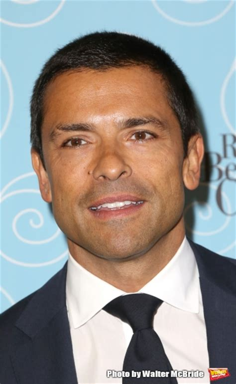 mark consuelos opens up about the first time he laid eyes on kelly mark consuelos theatre credits
