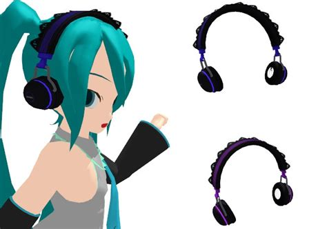 Headset Nekomimi mmd njxa hatsune miku 2020 headphone by 9844 on deviantart