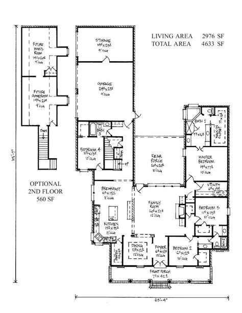 Louisiana Home Plans | harris acadian house plans louisiana house plans