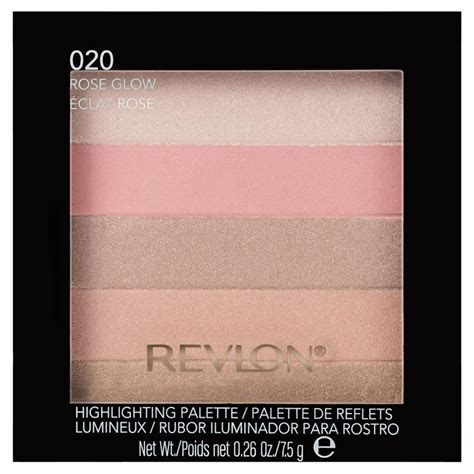 Revlon Blush buy revlon blush highlight pallett glow at