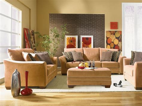 decorating house decorating home ideas decorating for living room with white tile look rug brown sofas with