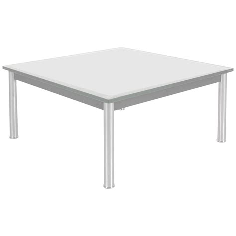 Le Corbusier Coffee Table Coffee Table Lc10 By Le Corbusier For Cassina Italy Circa 1980 For Sale At 1stdibs
